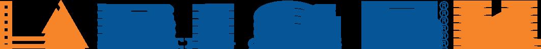 La big 5k composite logo