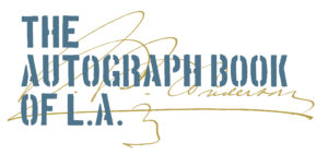 The Autograph Book of L.A._logo