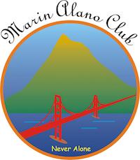 Marin Alano Club Logo
