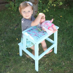 Plain Jane Step Stool Turned Pretty Multipurpose Toddler Bench