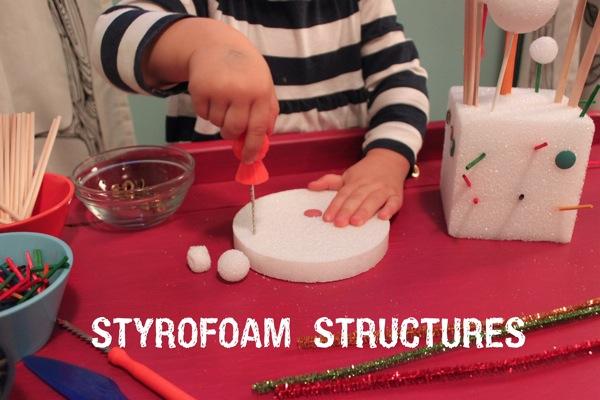 Styrofoam Structures 2