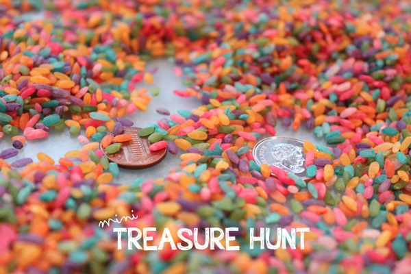 Mini Treasure Hunt