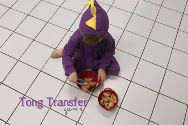 Tong Transfer Game