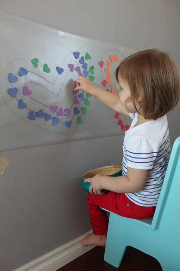 Contact Paper Activities For Toddlers Archives