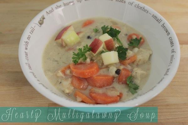 Hearty Mulligatawny Soup