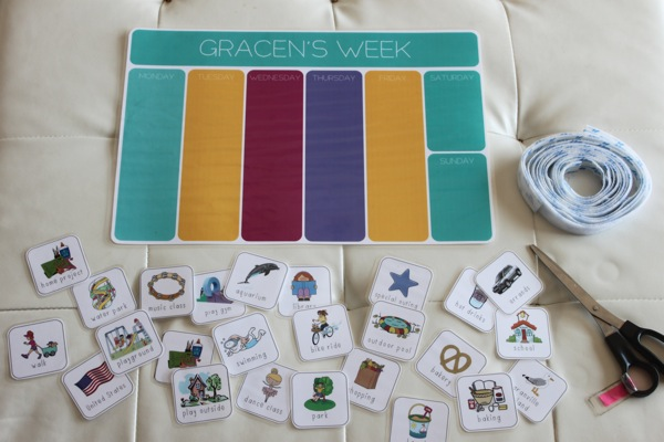 Weekly Calendar For Toddlers : Miss g s weekly toddler calendar mama papa bubba