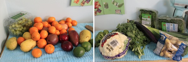 Fruits vs Veggies | Mama Papa Bubba