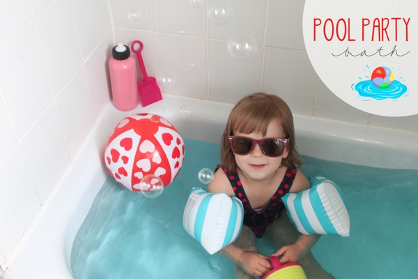 Pool Party Bath | Mama Papa Bubba