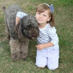 Dog & Girl: Best Buds