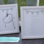 Father's Day Interview and Portrait {a sweet and simple gift for Papa}