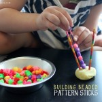 Building Beaded Pattern Sticks