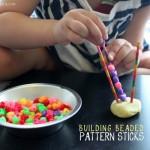 Building Beaded Pattern Sticks