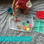 iPhoneography // Simple Rice Tray Play