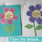 I Love Grandma Because… {A Mother's Day Gift}