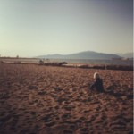 iPhoneography // A Dinner Picnic at the Beach