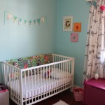Gracen's Room Tour {& the Transition from Crib to Bed}