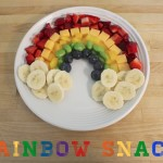 A Rainbow Snack