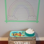 Sticky Wall Rainbow