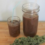 Chocolate Pudding [Green} Smoothie