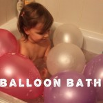 {Birthday} Balloon Bath