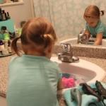 Animal Sink Bath