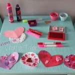 Valentine's Creative Table
