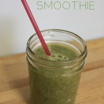 Grae's Favourite GREEN Smoothie
