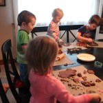 Morning Play Dough