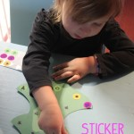 Sticker Matching Game