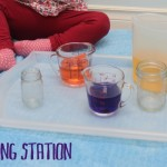 Water Pouring Station