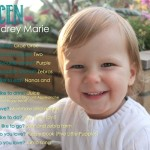 Gracen is TWO: A Birthday Interview