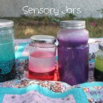 Sensory Jars for Toddlers