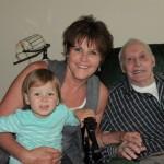 Great Grandpa Leo