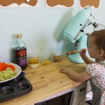 Muffin Making with Mama