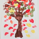 Bringing Fall to the Desert… With a Fall Tree Painting