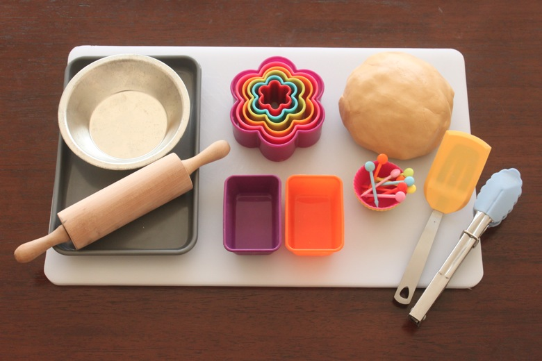 how to make edible playdough without peanut butter
