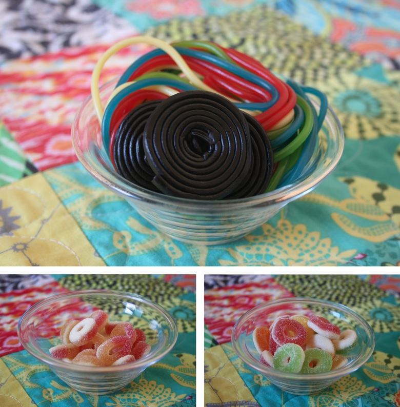 Candy Lacing