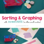 SweeTART Sorting and Graphing