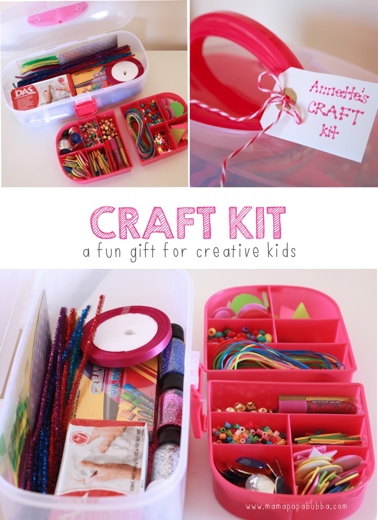 Craft Kit Gift - Mama.Papa.Bubba.