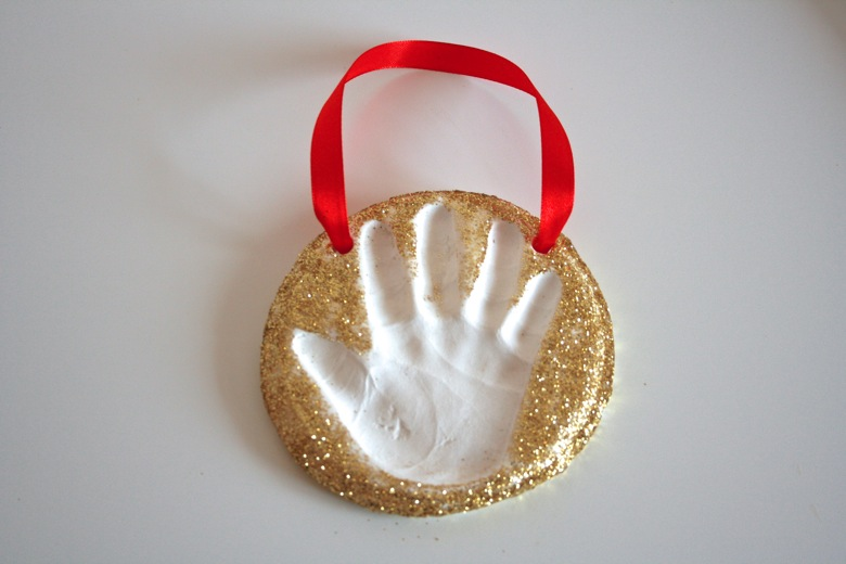 handprint dough recipe no bake