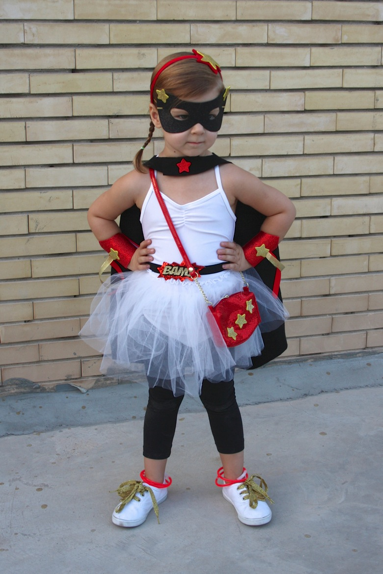 Superwoman Costume For Kids Homemade | www.imgkid.com ...