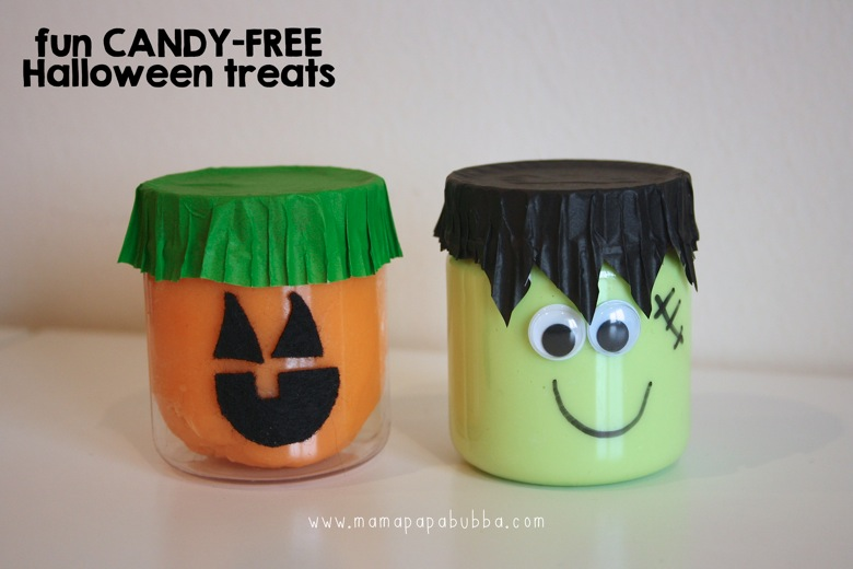 Fun Candy free Halloween treats | Mama Papa Bubba