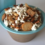 Healthier Homemade Snack Mix