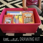 Little Artist's Drawing Kit