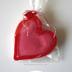 Valentine's Day Play Dough Favours