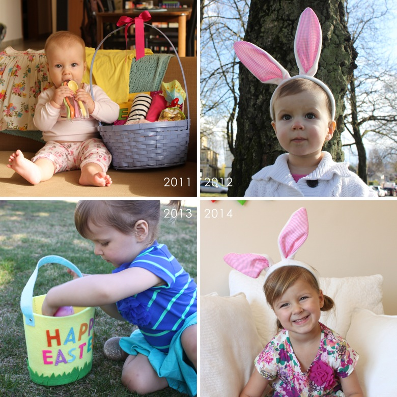 Easter Over the Years