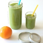 Orange Creamsicle GREEN Smoothie
