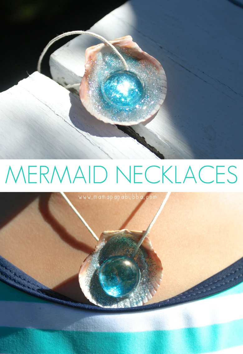 Mermaid Necklaces | Mama Papa Bubba