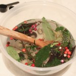 Winter Nature Sensory Soup