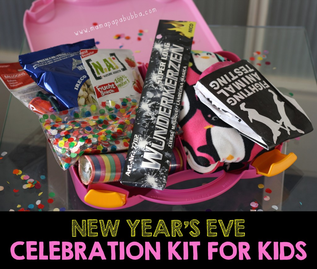 New Year's Eve Celebration Kit for Kids | Mama.Papa.Bubba.